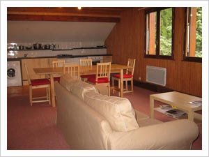 french accommodation picture
