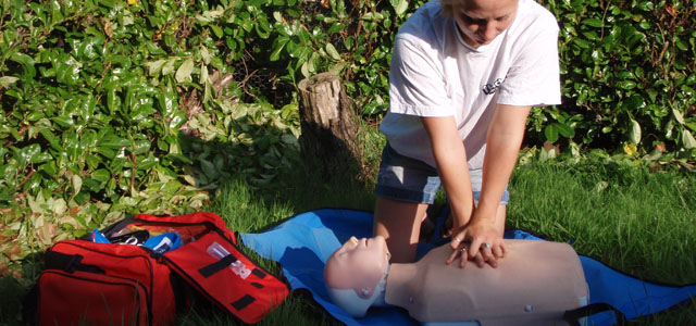HSE First Aid at Work picture