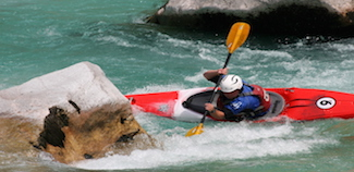 BC Advanced White Water Kayak Coach Assessment picture