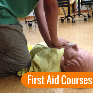first aid courses picture