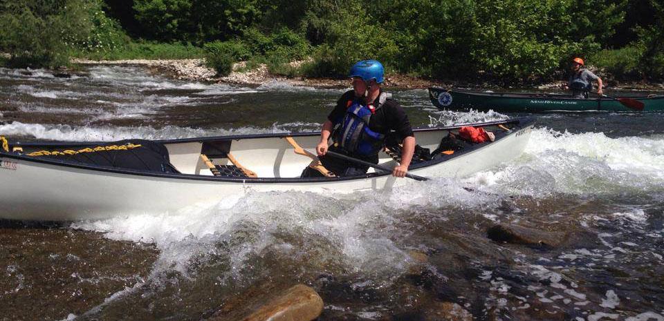Open Canoe Leader Development Week