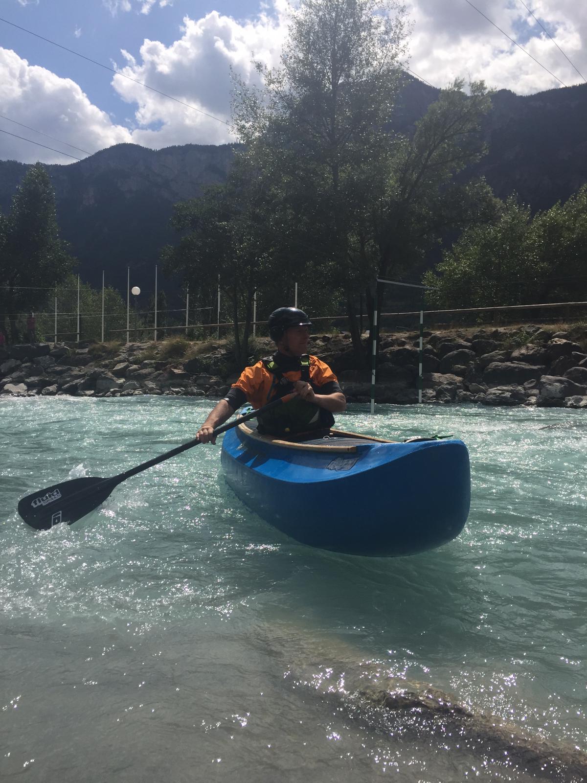 alpine canoe